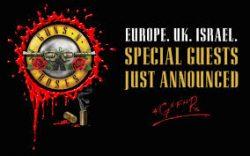 Gun N Roses Special Guests