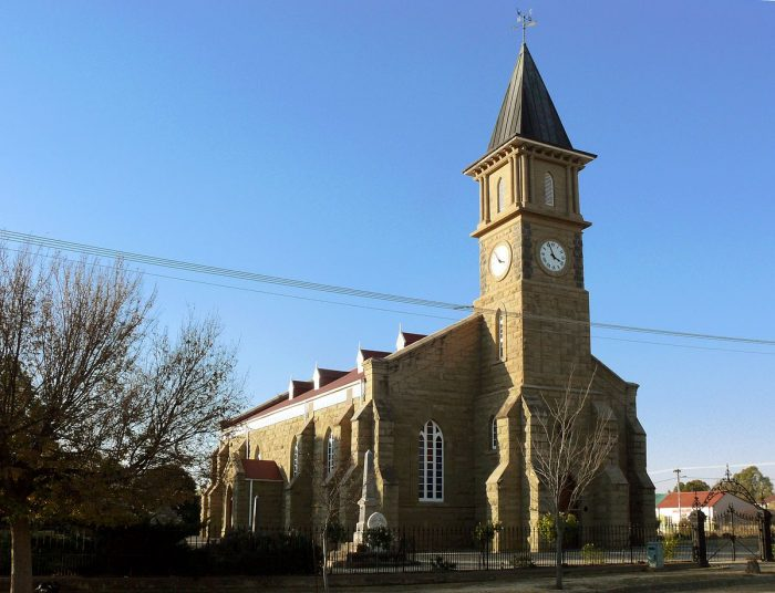 NG Church in Rouxville