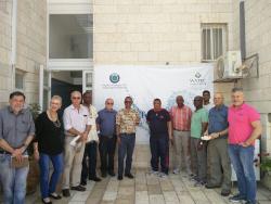 SA Municipal Water Delegation 2017