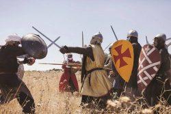 The Battle Of Hattin