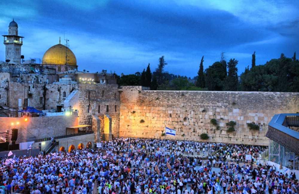The Western Wall - Jerusalem