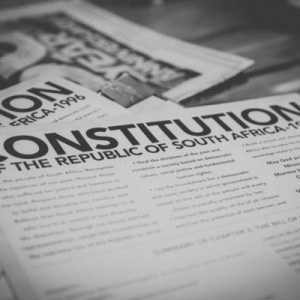 Unholy & Unconstitutional – The ANC Today