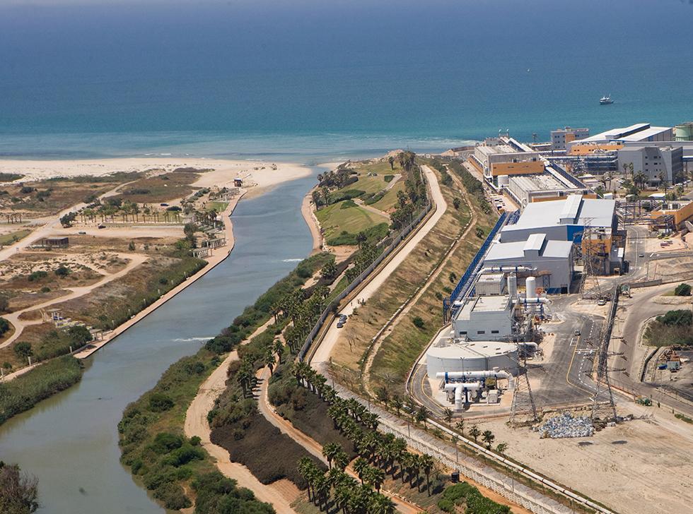 Pic: Hadera, Israel Desalination Plant – IDE Technologies