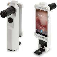 Mobile ODT Medical Screening Device.