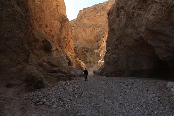 Nahal Og Ravine